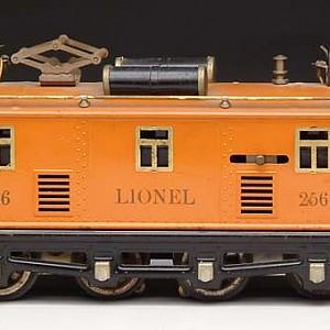 Lionel-256