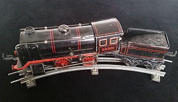 Bing/Bub (KB BW) Uhrwerk B-Lok 1932-33
