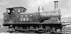 LNER-Worsdell-J71